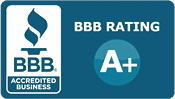 AGS Services is an A+ rated and accredited business with the Better Business Bureau.
