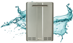 AGS Services installs and services RInnai tankless water heaters. 603-428-7990