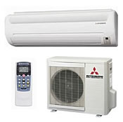 Split ductless air conditioning systems are installed and serviced by AGS Services 603-428-7990.