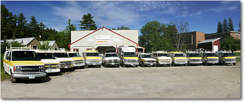 AGS offers full service to the Concord, Henniker and New London areas for heating, air conditioning, plumbing and water conditioning systems.